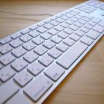 テンキー付きApple Keyboardを購入