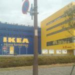 IKEAで買い物(1年ぶり)