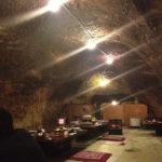 磨洞温泉涼風荘の洞窟座敷