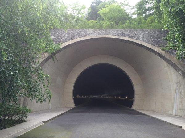 トンネル入り口2