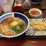 中山製麺所【津市】でランチ