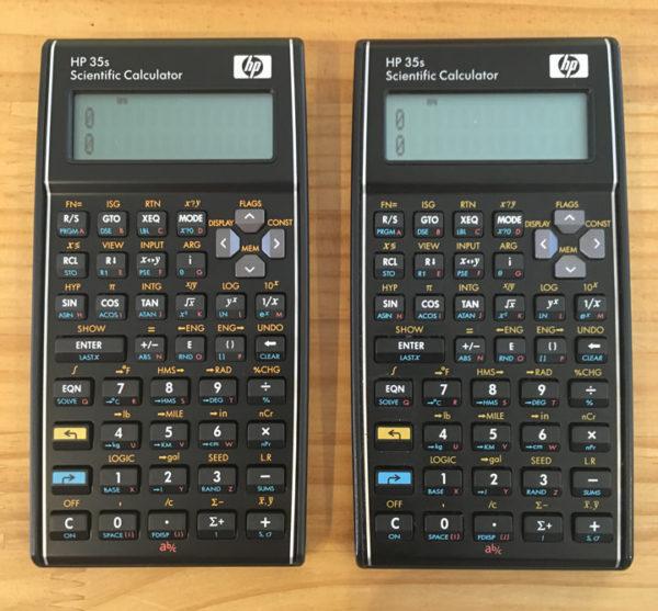 HP35s比較